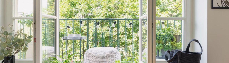 Rolety do drzwi balkonowych