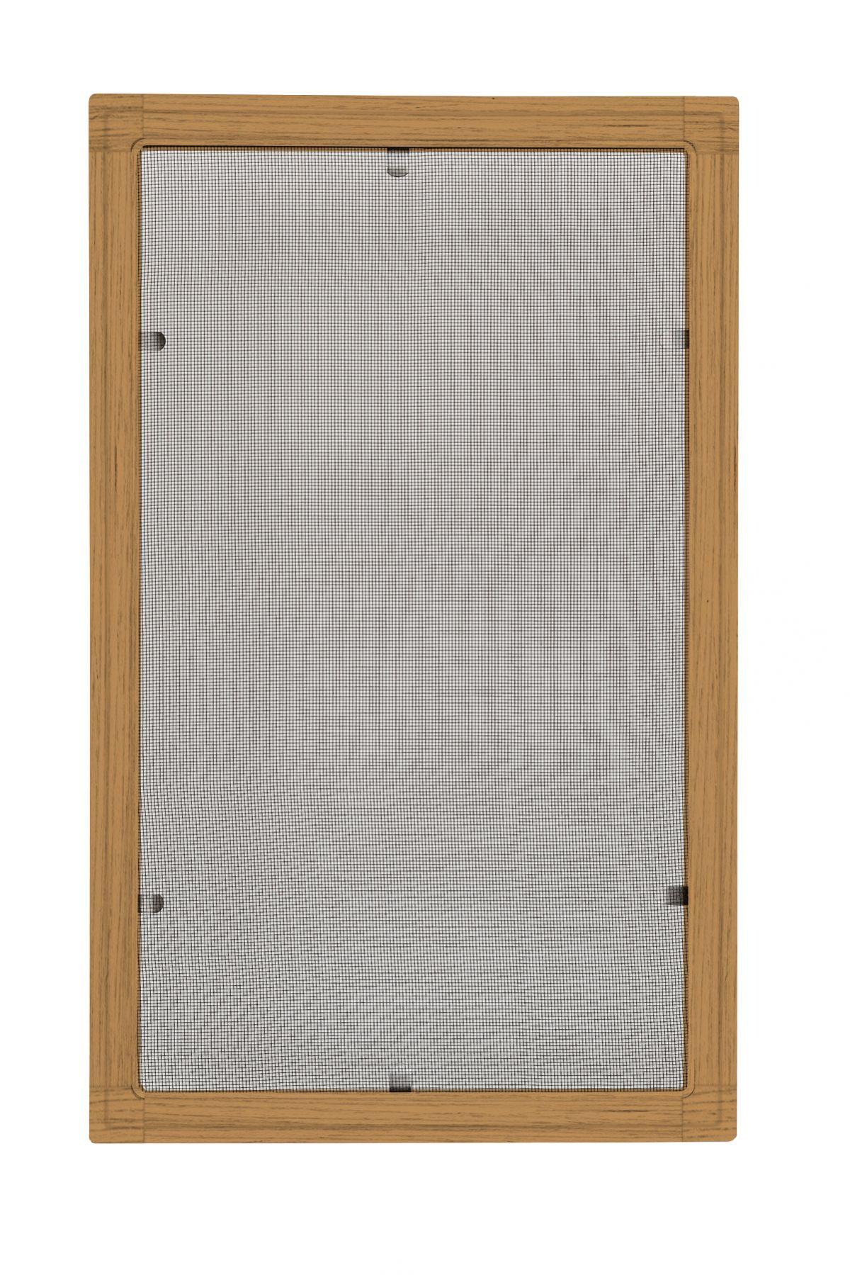 Moskitiery okienne Moskitiera ramkowa - winchester, siatka szara